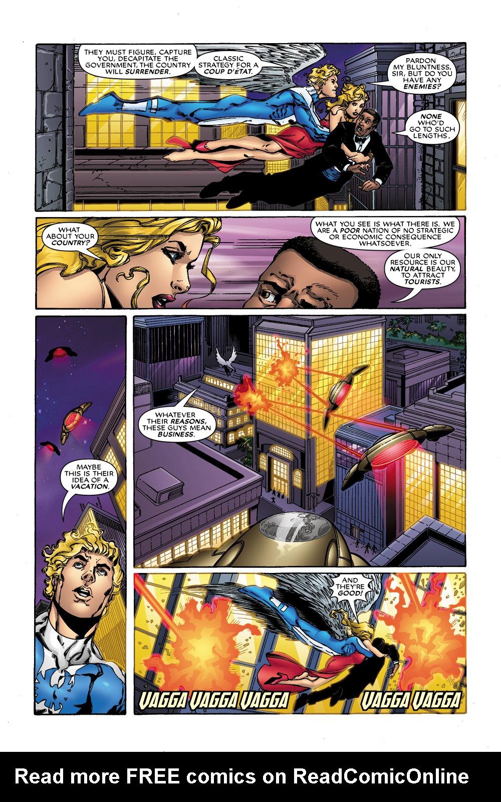 Excalibur (2004) Issue #11 #11 - English 14