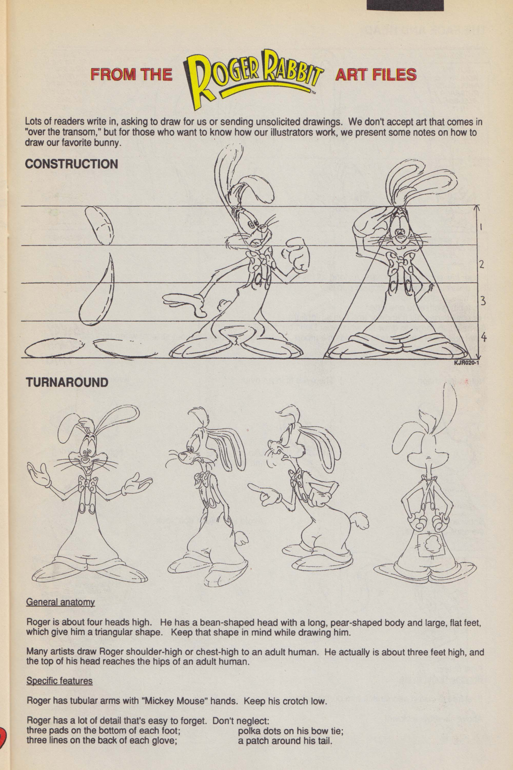 Roger Rabbit #18 - Read Roger Rabbit Issue #18 Online | Full Page