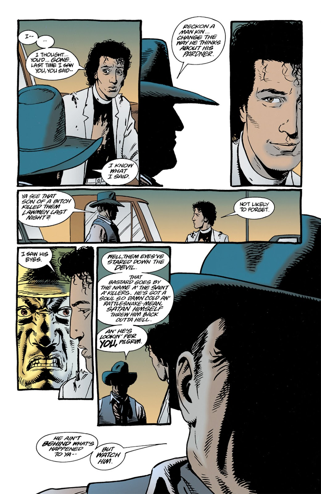 Preacher Issue #2 #11 - English 18
