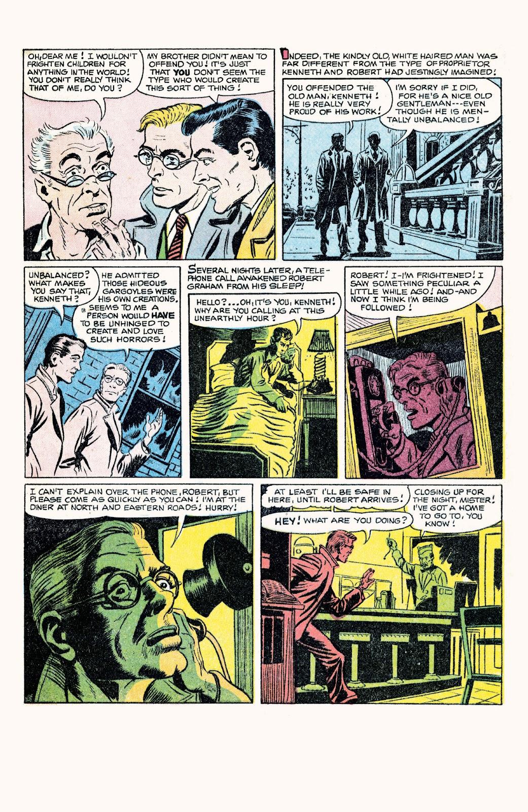 Haunted Horror Issue #9 #9 - English 40