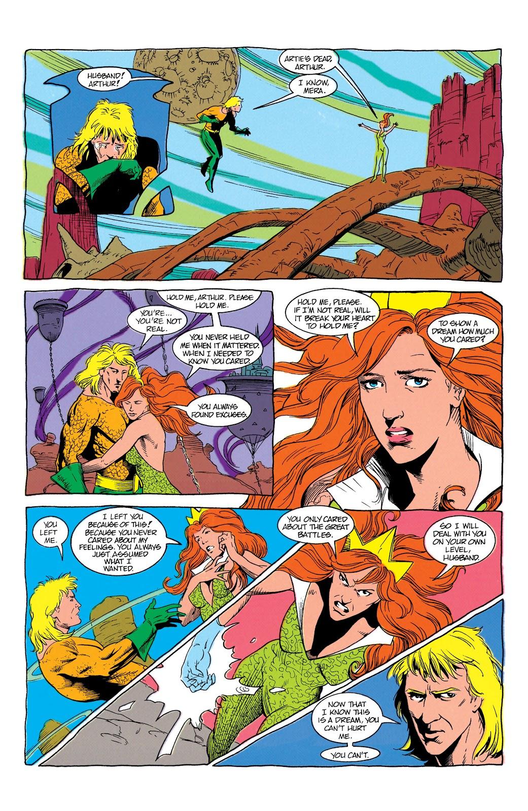 Aquaman (1991) Issue #7 #7 - English 13