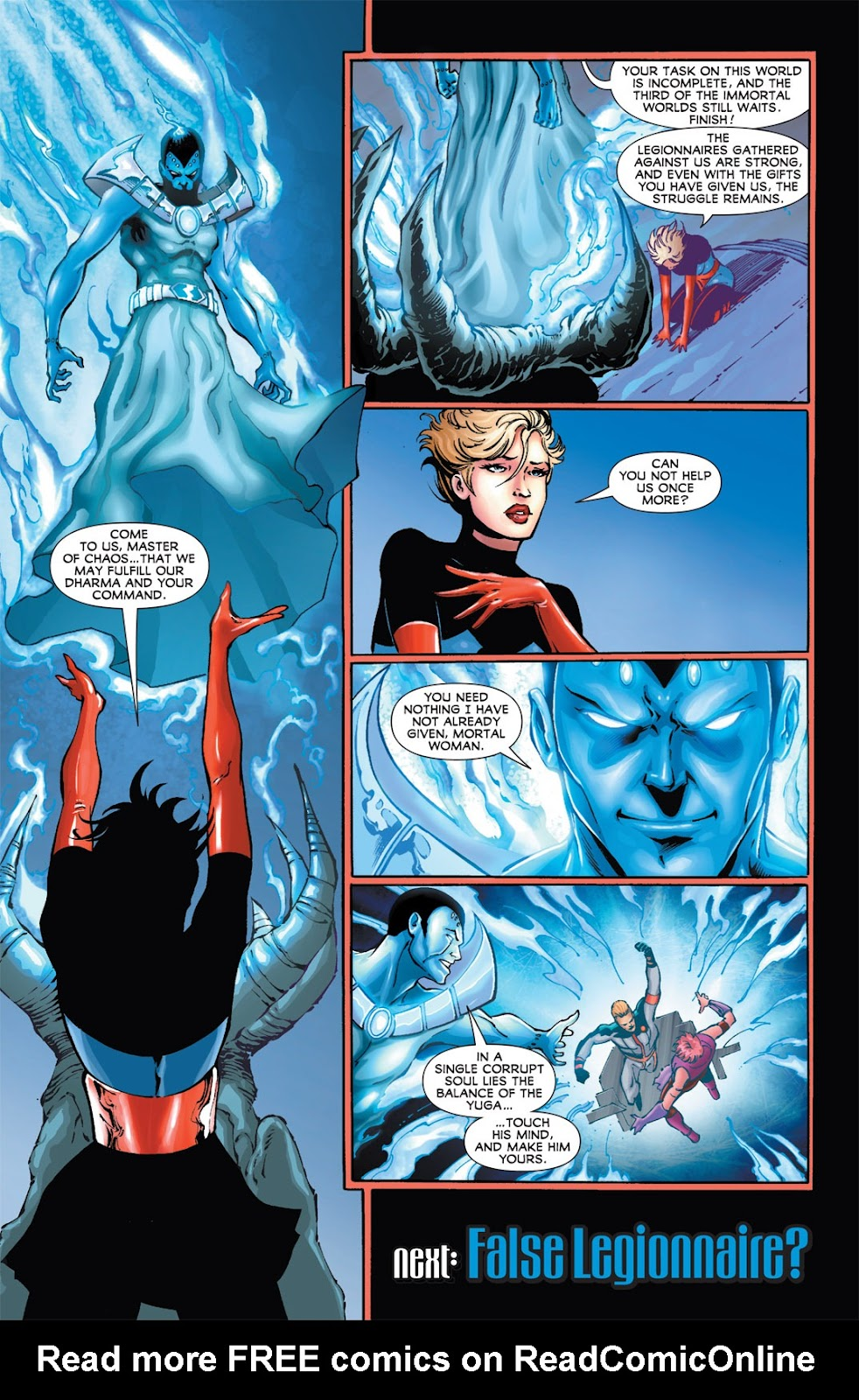 Legion of Super-Heroes (2010) Issue #15 #16 - English 19