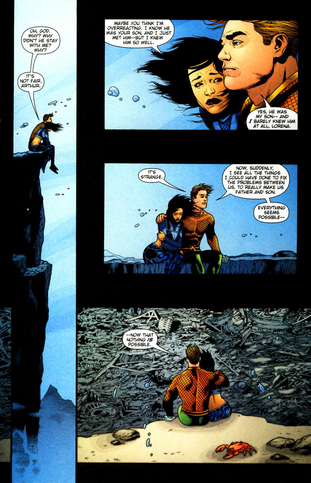 Aquaman (2003) Issue #38 #38 - English 12
