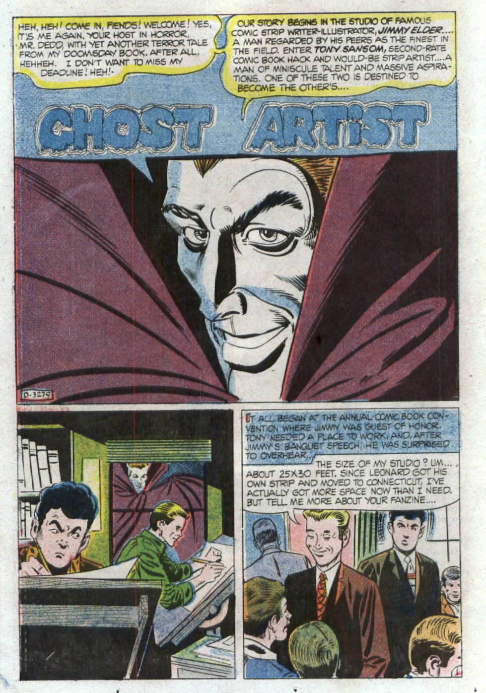 Read online Scary Tales comic -  Issue #19 - 24