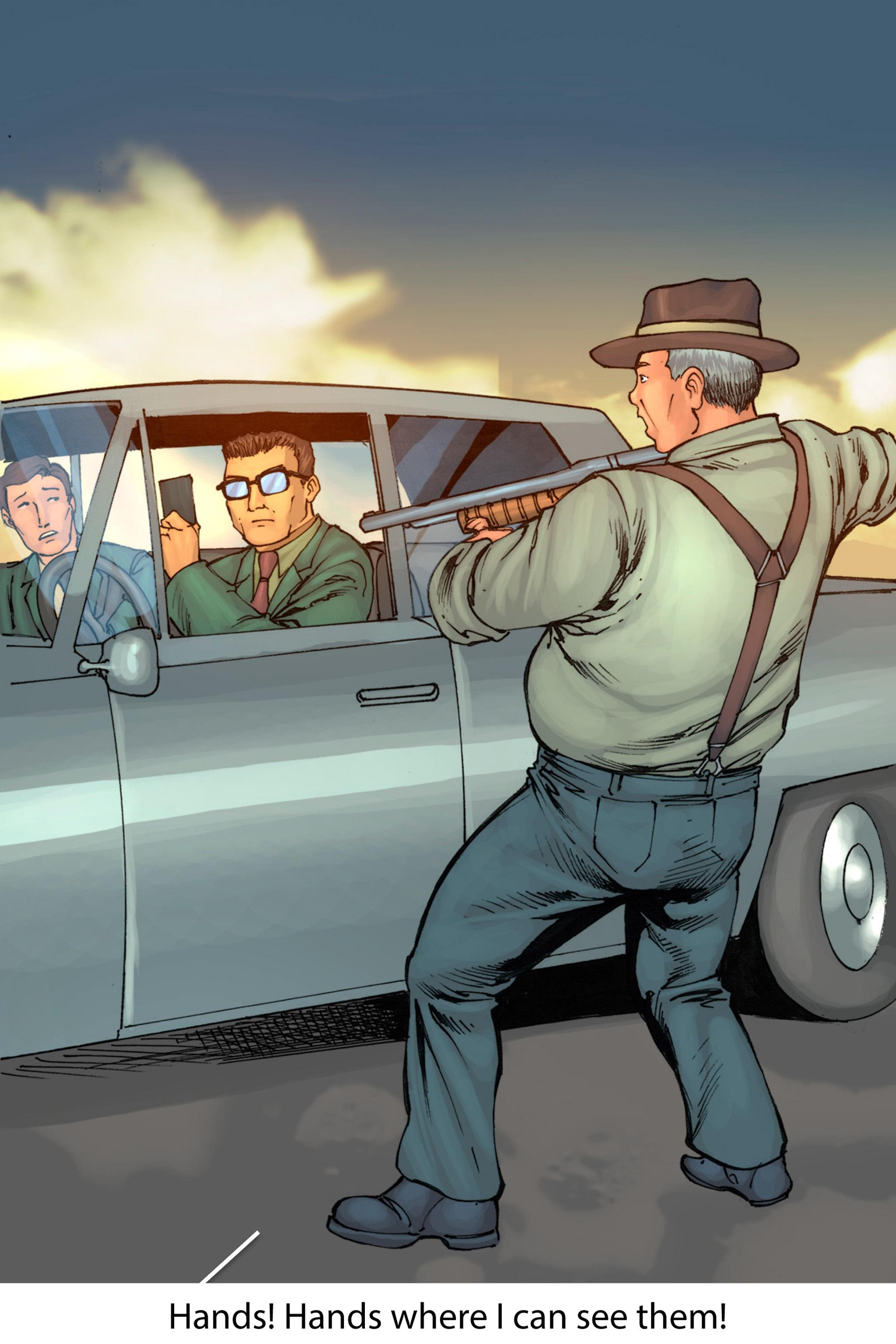 Read online Z-Men comic -  Issue #1 - 118