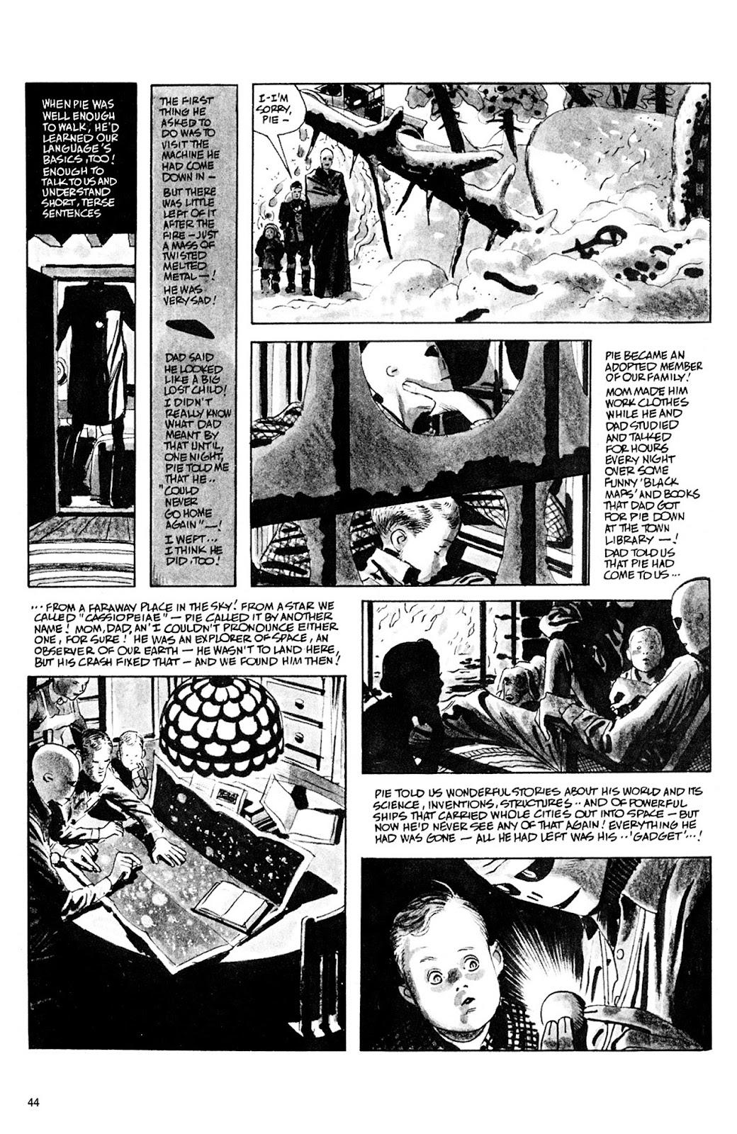 Creepy (2009) Issue #1 #1 - English 46