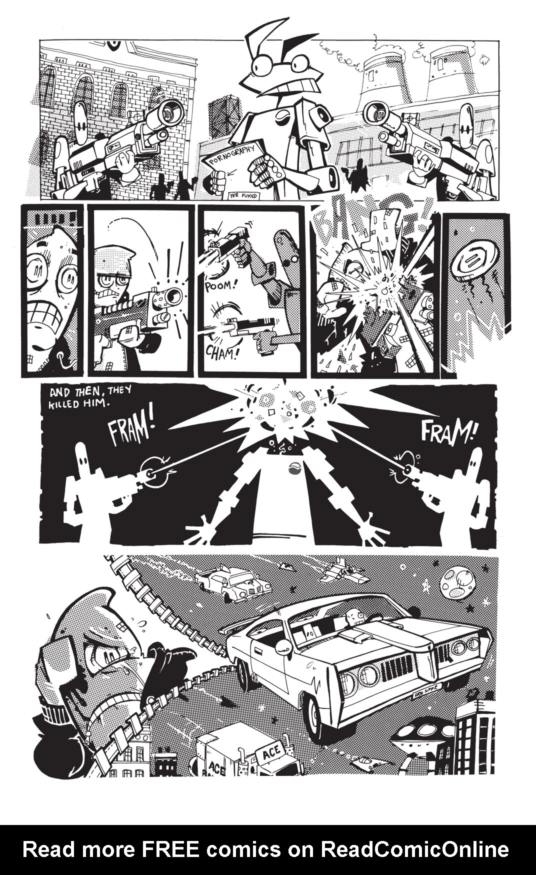 Read online Scud: The Disposable Assassin: The Whole Shebang comic -  Issue # TPB (Part 4) - 51