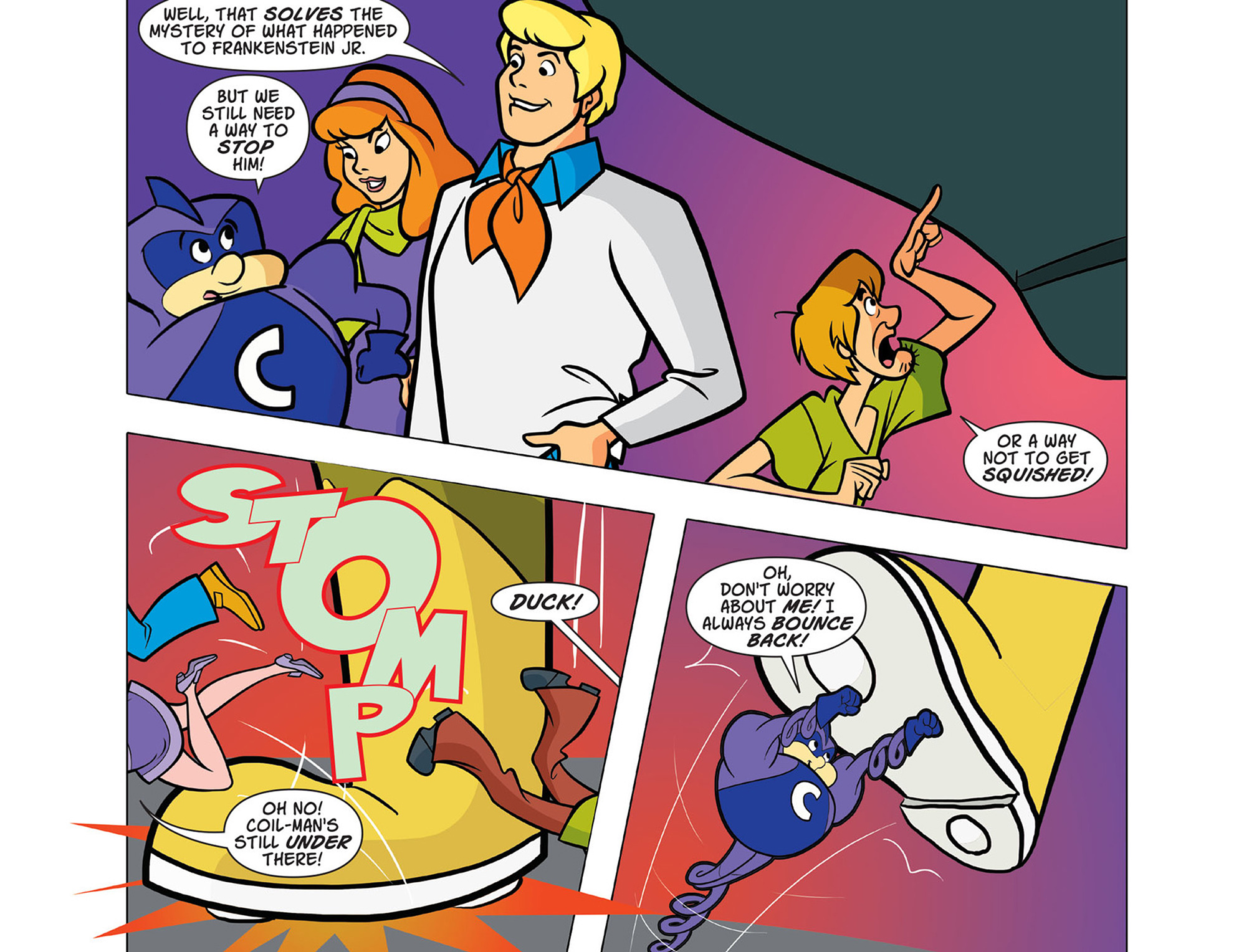 Read online Scooby-Doo! Team-Up comic -  Issue #43 - 24