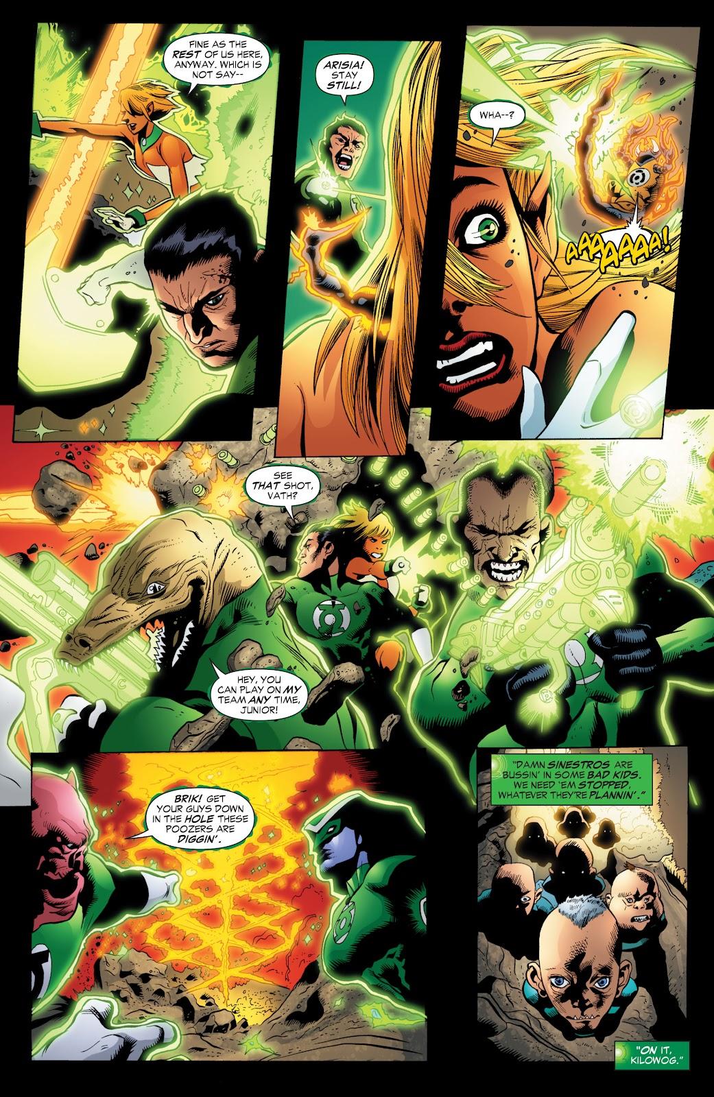 Green Lantern: The Sinestro Corps War Full #1 - English 126