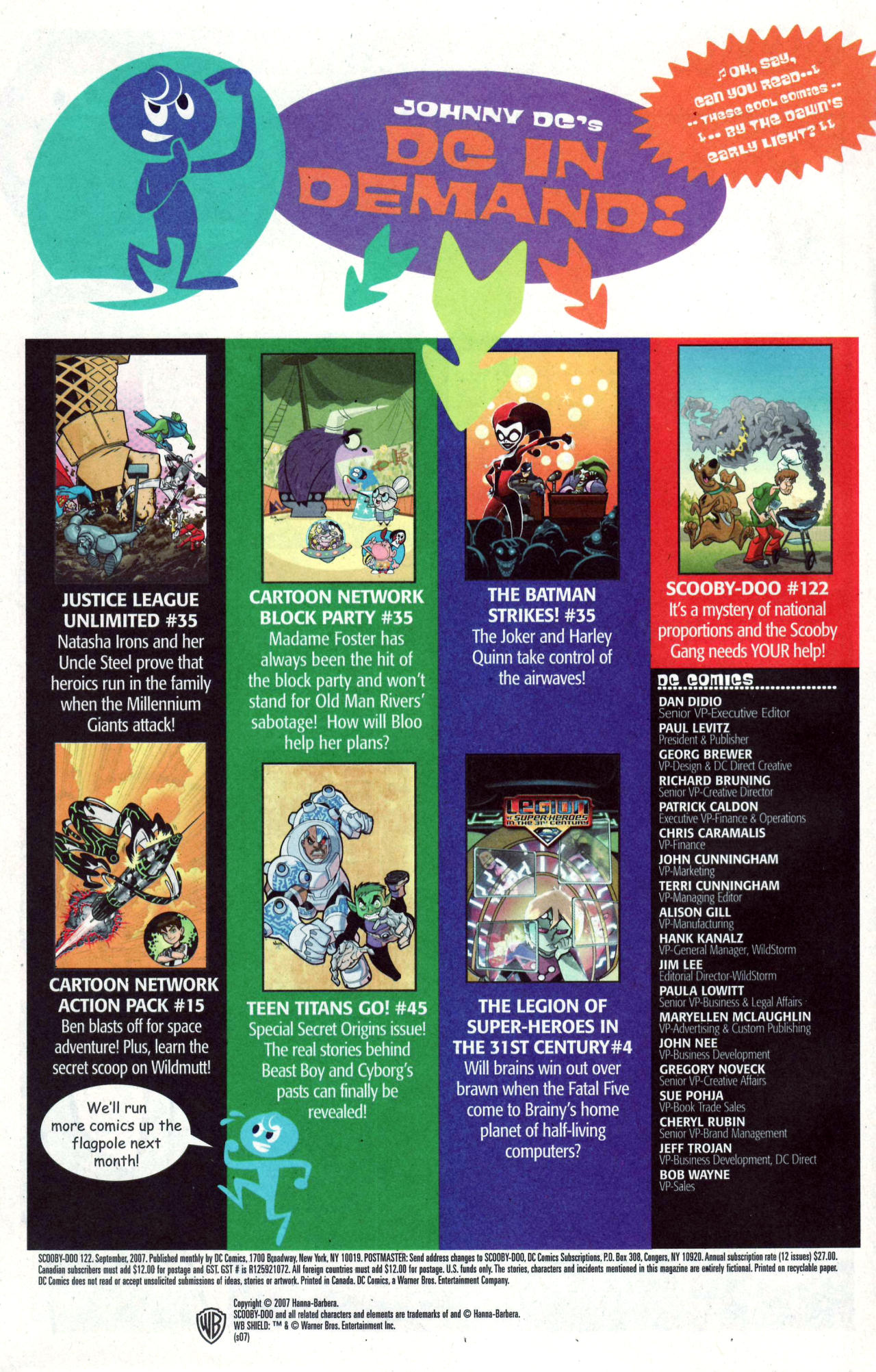 Read online Scooby-Doo (1997) comic -  Issue #122 - 34