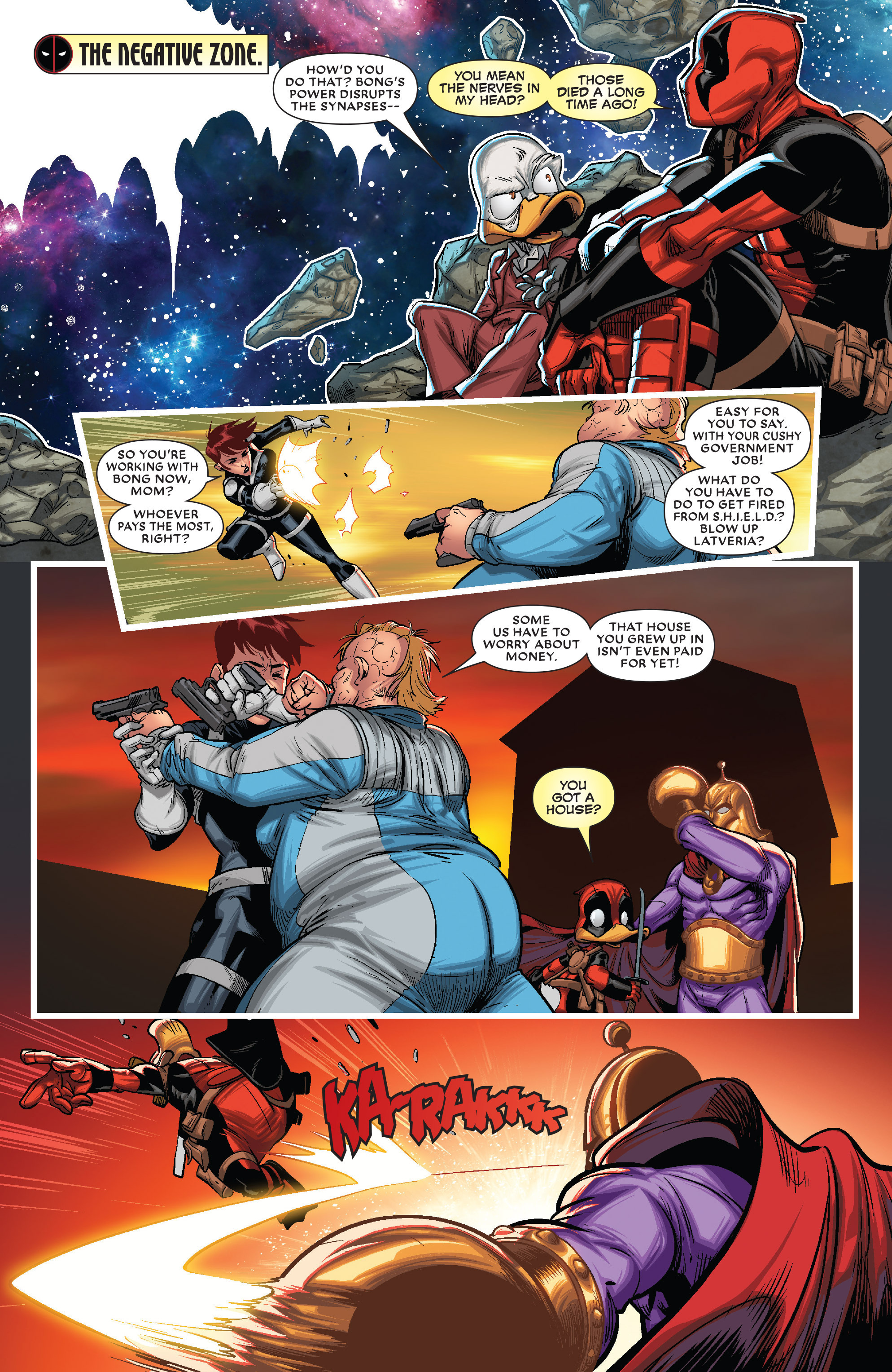 Read online Deadpool The Duck comic -  Issue #5 - 14