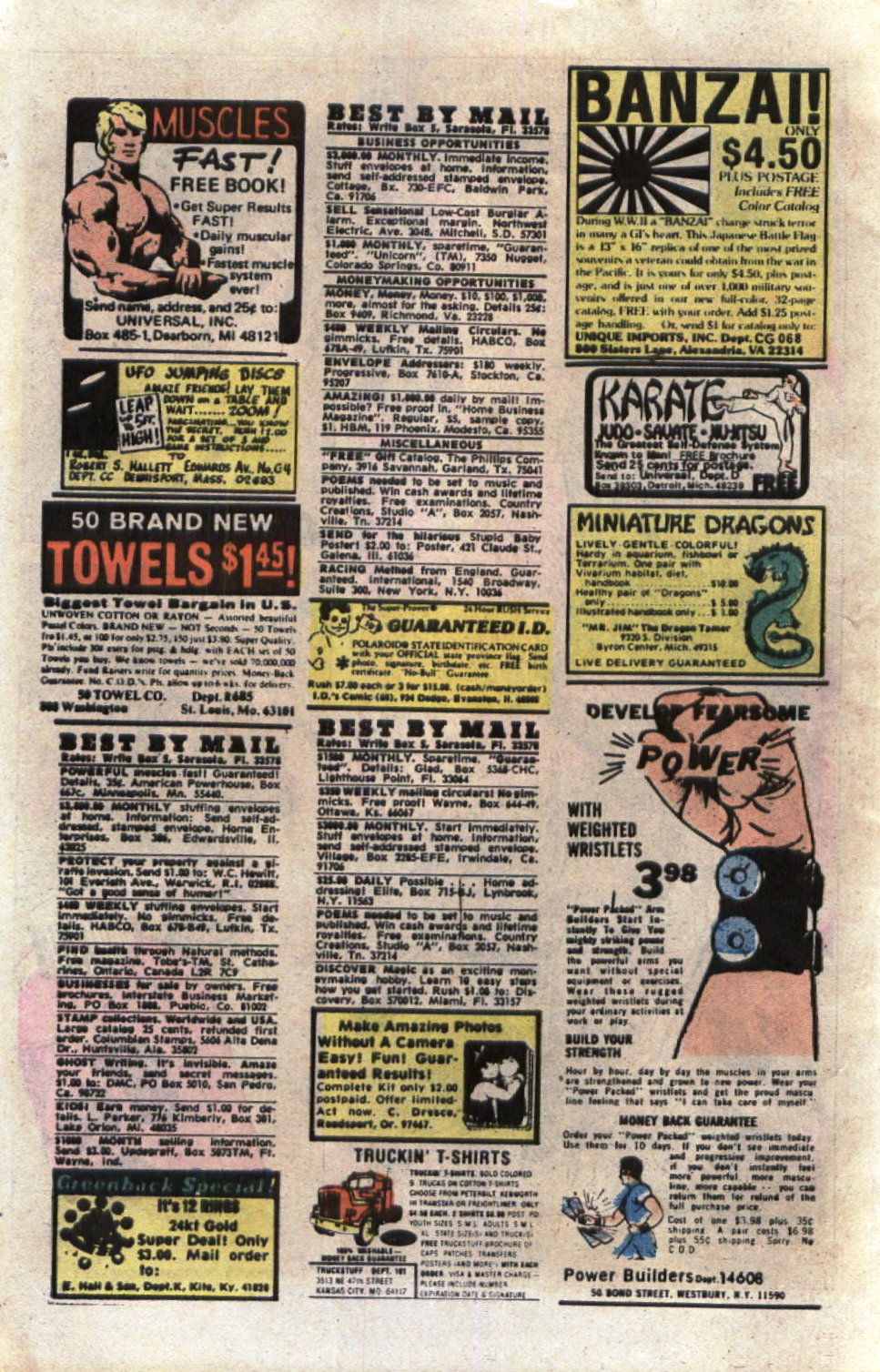 Read online Scary Tales comic -  Issue #16 - 30
