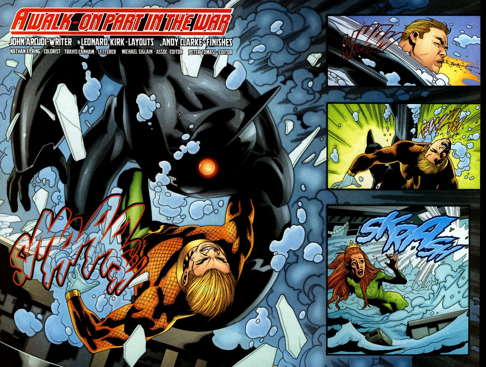Aquaman (2003) Issue #35 #35 - English 6