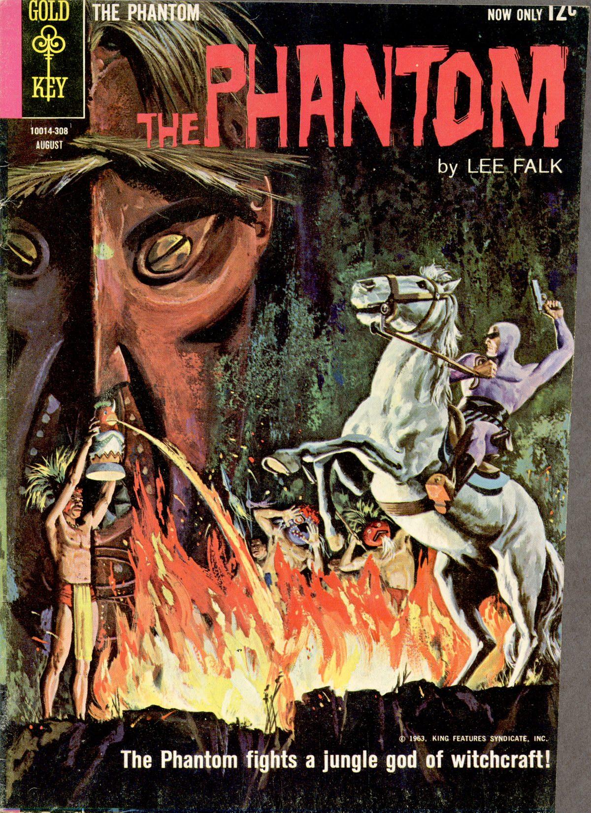 The Phantom (1962) 4 Page 1