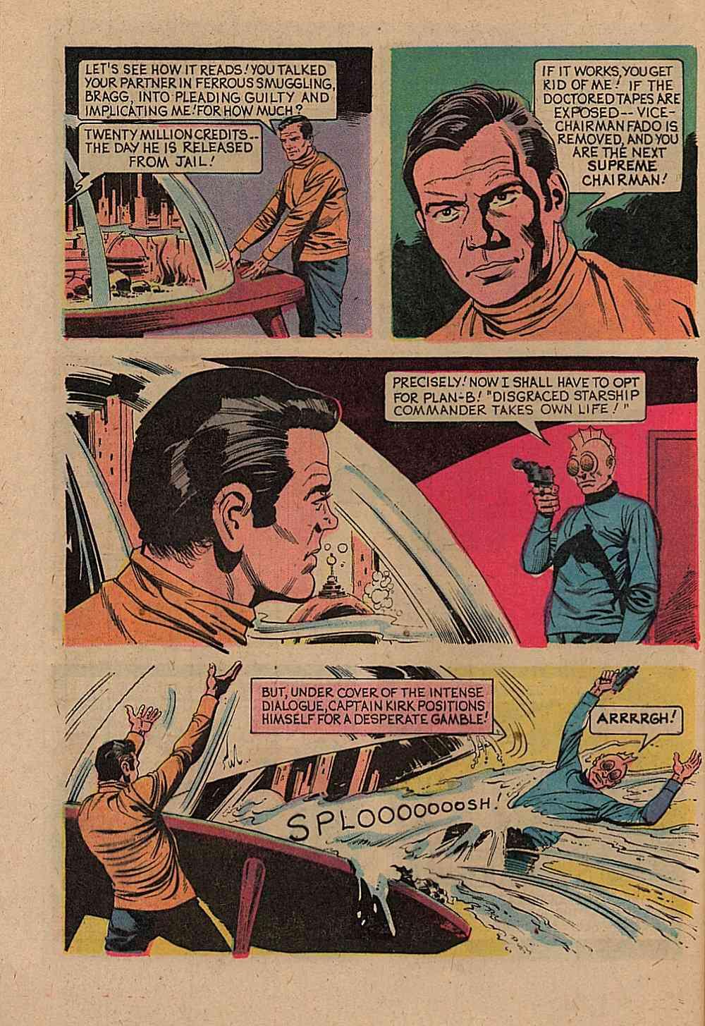 Star Trek (1967) Issue #24 #24 - English 25
