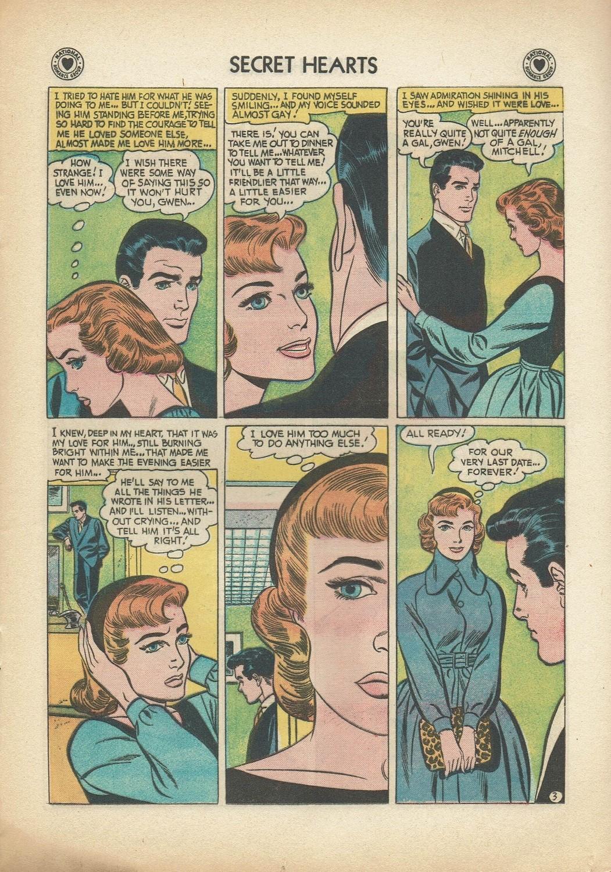 Read online Secret Hearts comic -  Issue #47 - 13