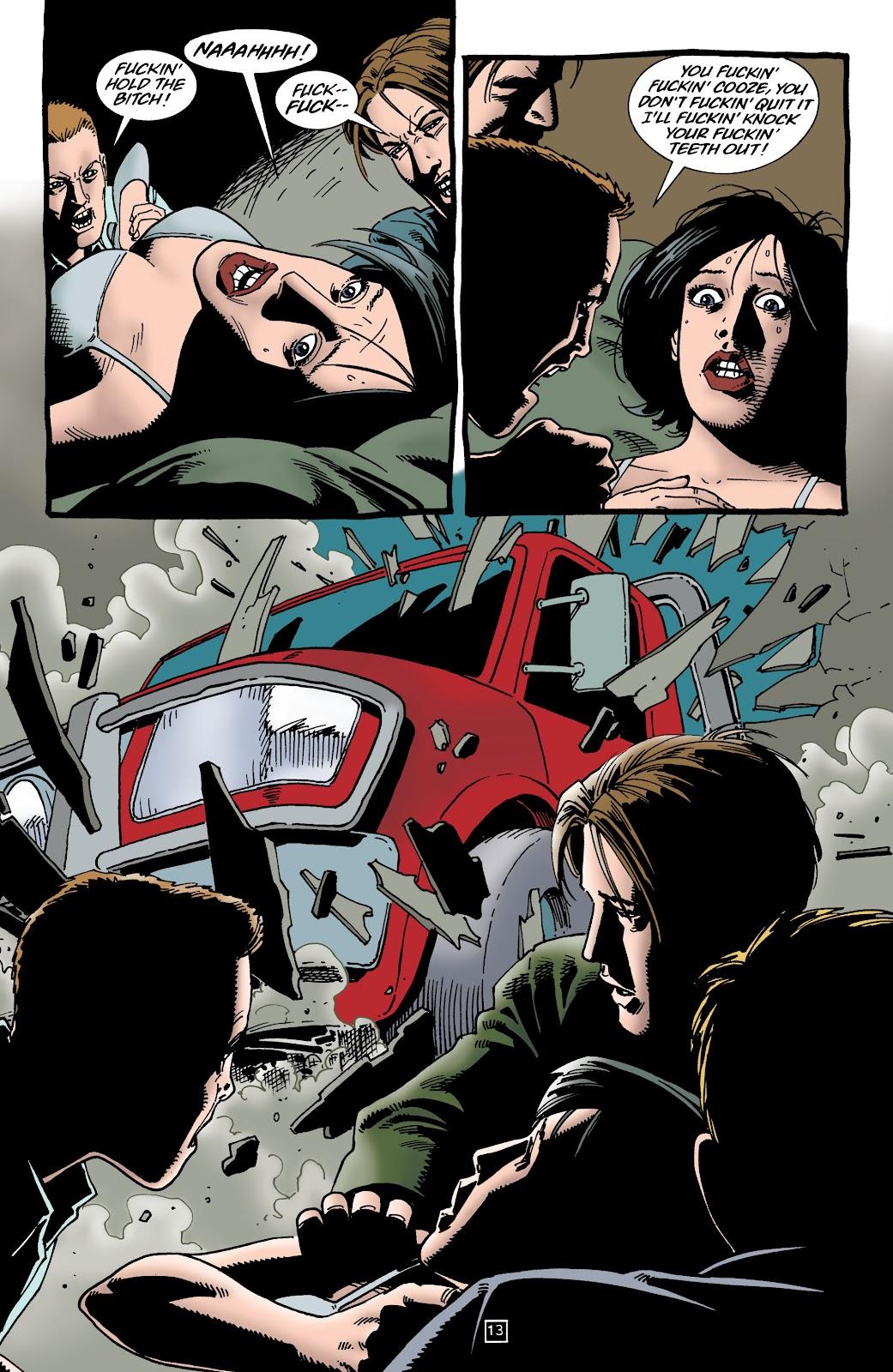 Preacher Issue #52 #61 - English 14
