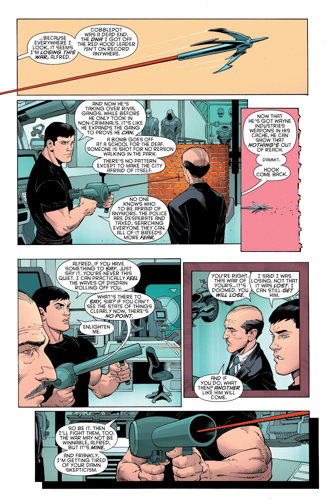Batman (2011) Issue #22 #37 - English 12