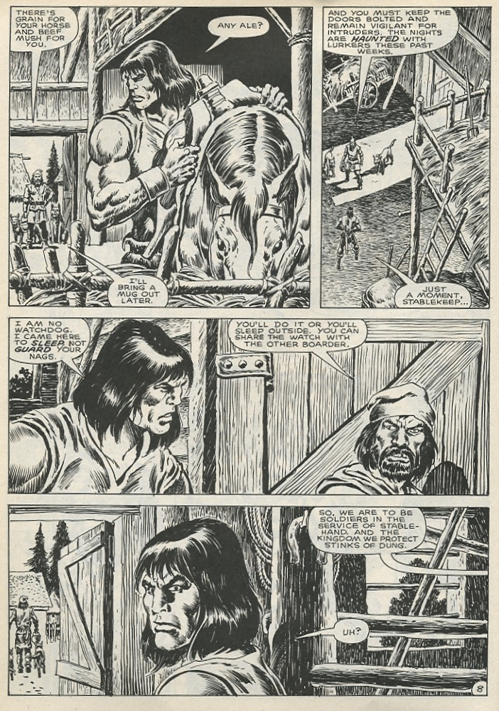 The Savage Sword Of Conan Issue #141 #142 - English 14