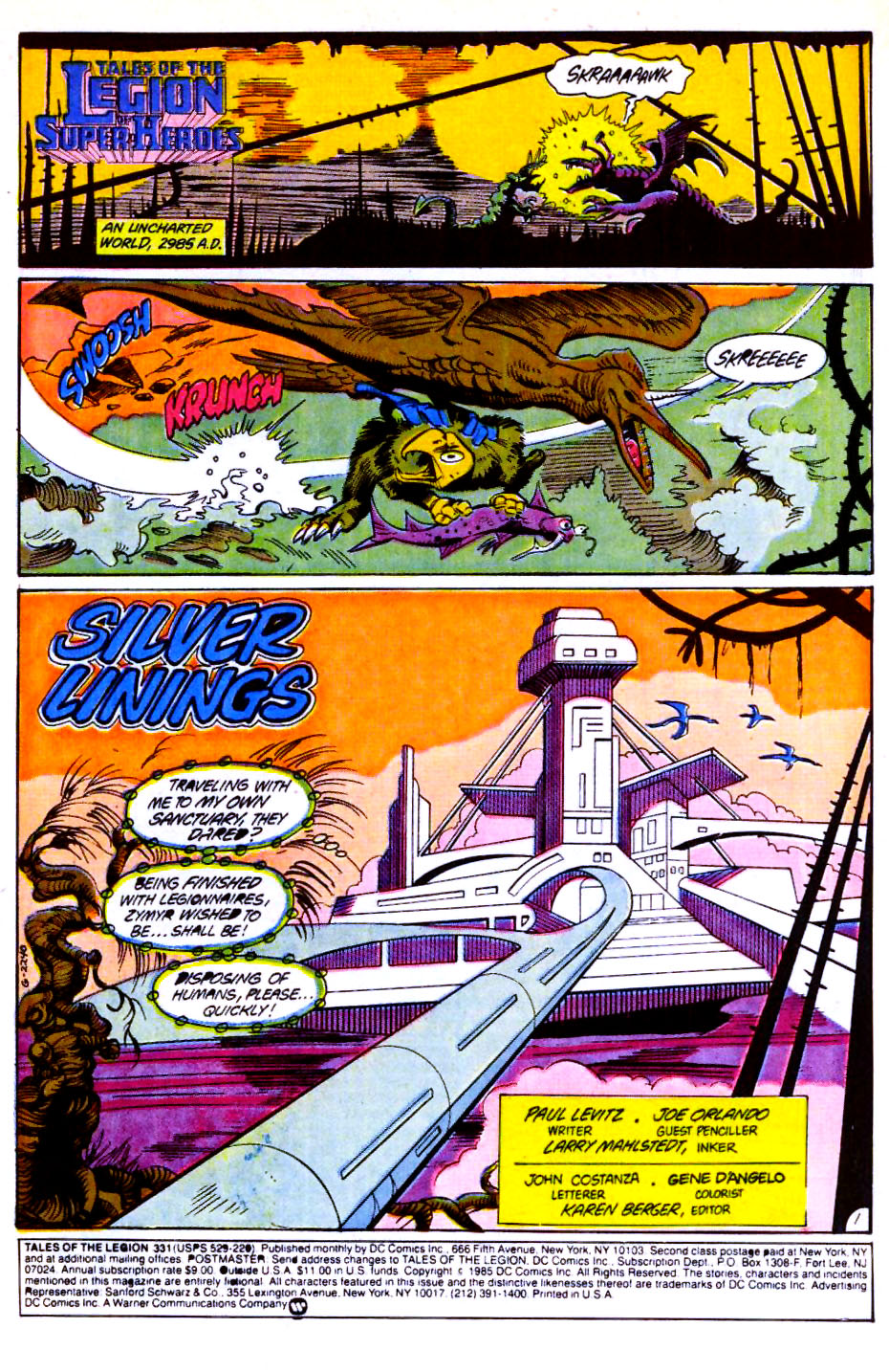 Tales of the Legion Issue #331 #18 - English 2