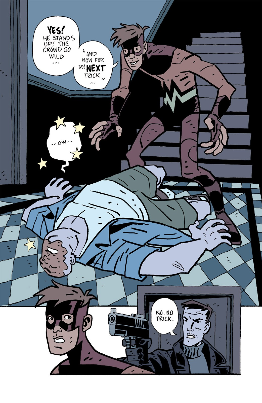 Mudman Issue #2 #2 - English 19