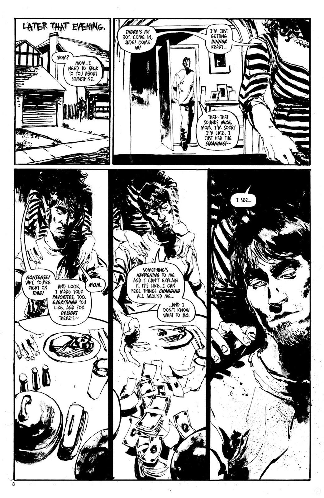 Creepy (2009) Issue #1 #1 - English 10