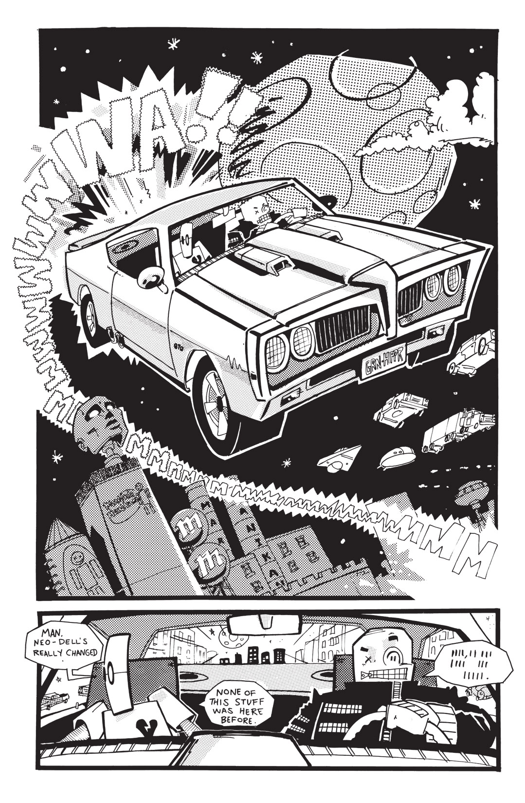 Read online Scud: The Disposable Assassin: The Whole Shebang comic -  Issue # TPB (Part 4) - 42