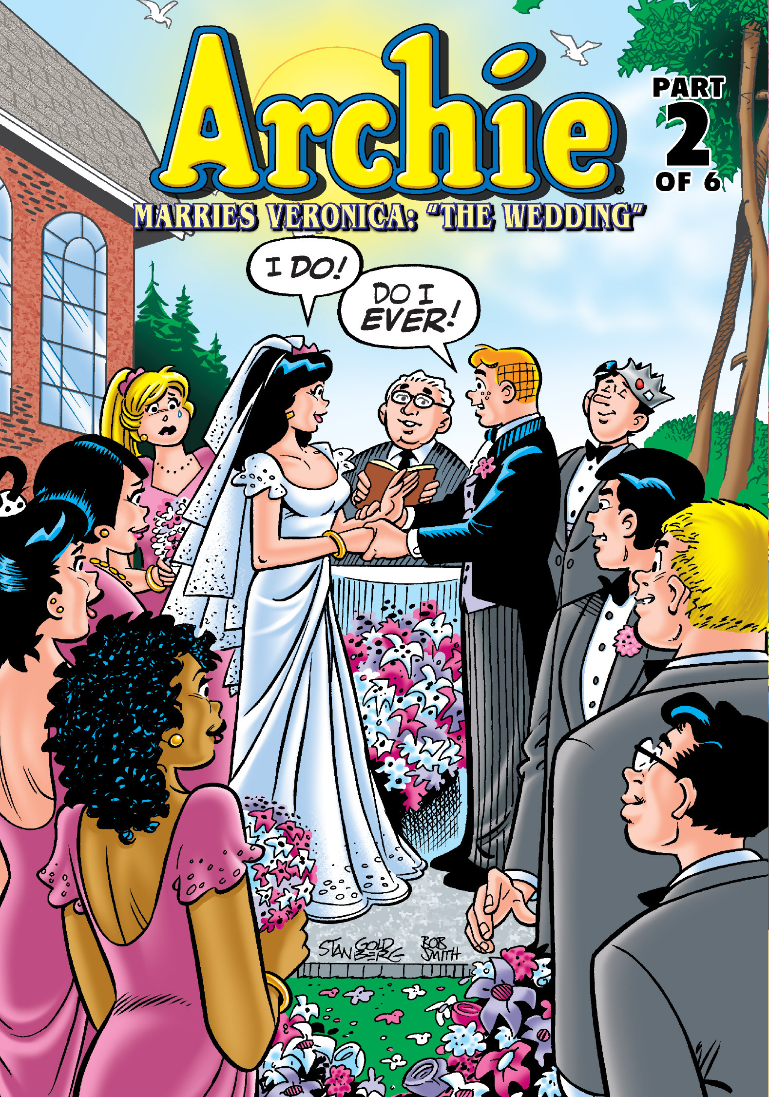 Read online The Best of Archie Comics comic -  Issue # TPB 1 (Part 2) - 136