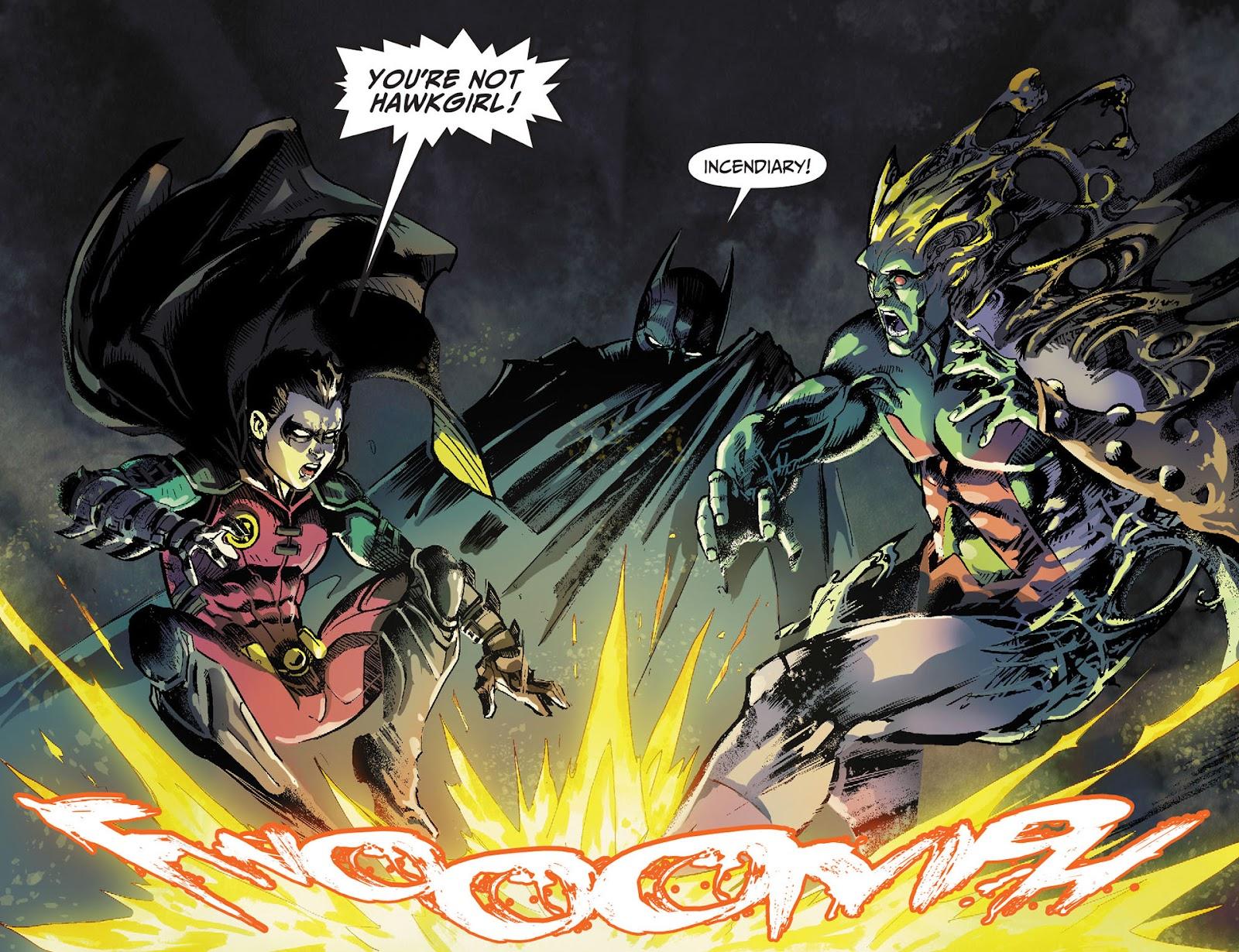 Injustice: Gods Among Us [I] Issue #27 #28 - English 21