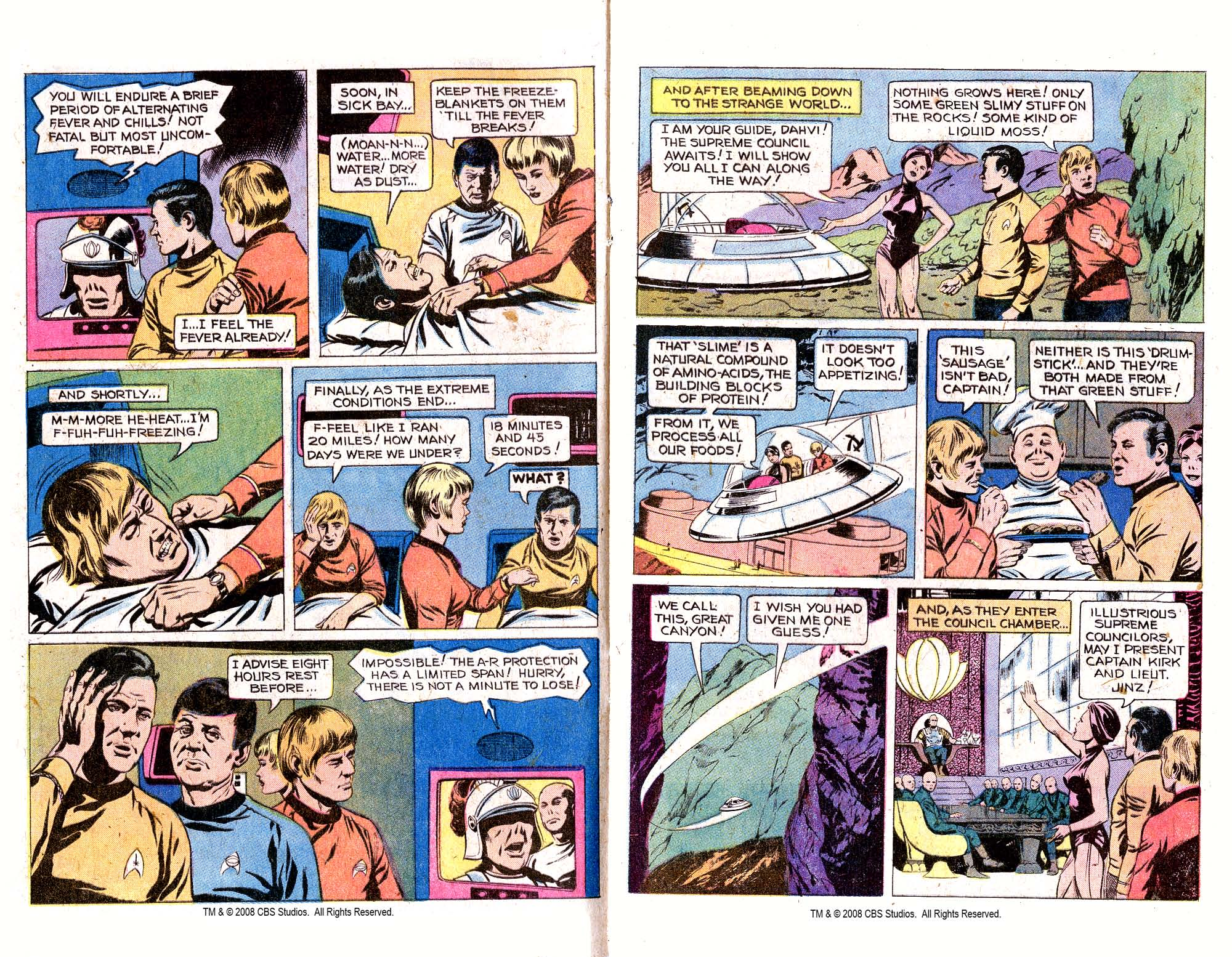 Star Trek (1967) #50 #50 - English 9