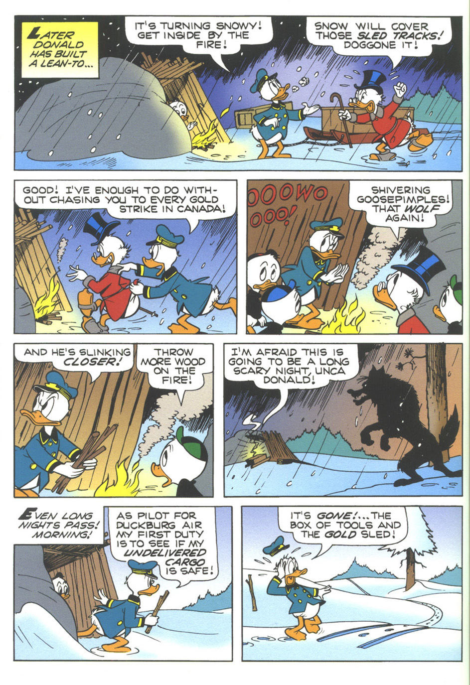 Uncle Scrooge (1953) Issue #317 #317 - English 52
