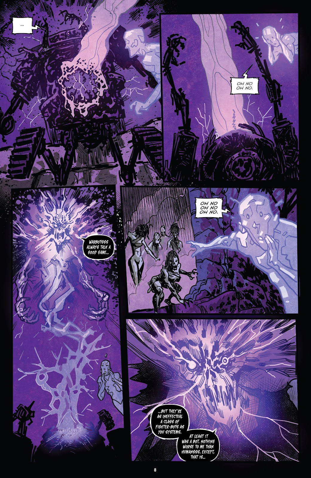 Zombies vs Robots (2015) Issue #6 Page 10