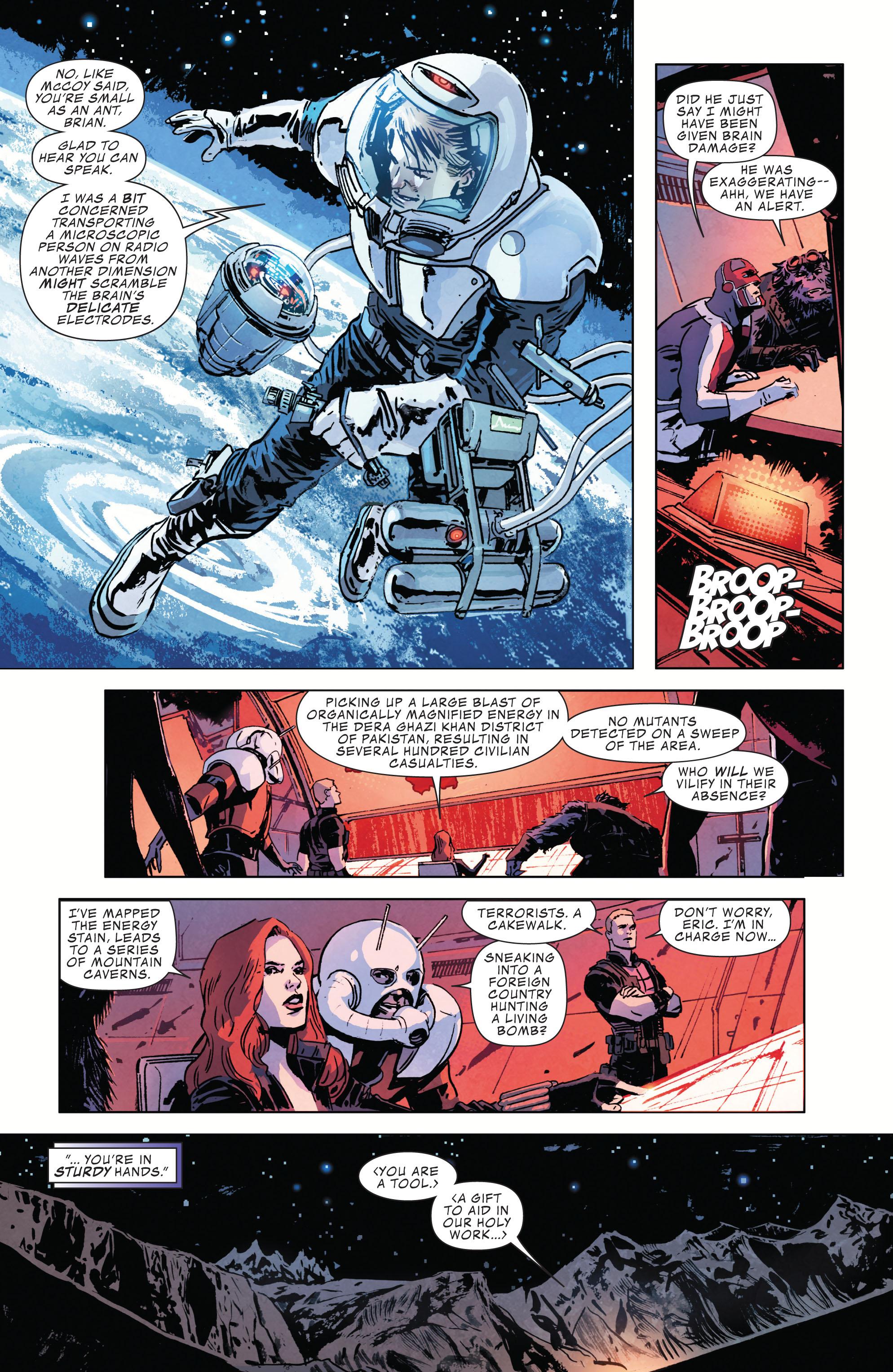 Read online Secret Avengers (2010) comic -  Issue #22 - 13