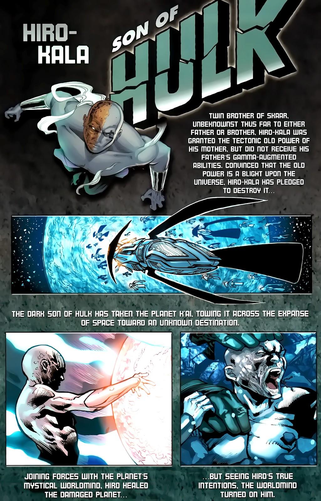 Incredible Hulks (2010) Issue #613 #3 - English 2