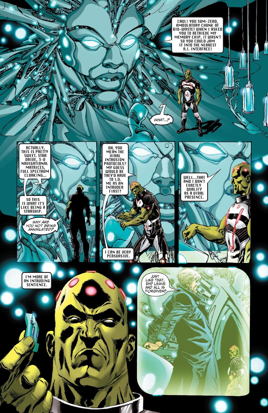 Threshold (2013) Issue #6 #6 - English 6