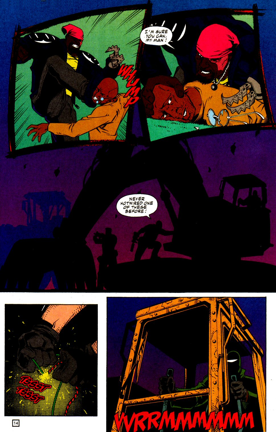 Chain Gang War 2 Page 14