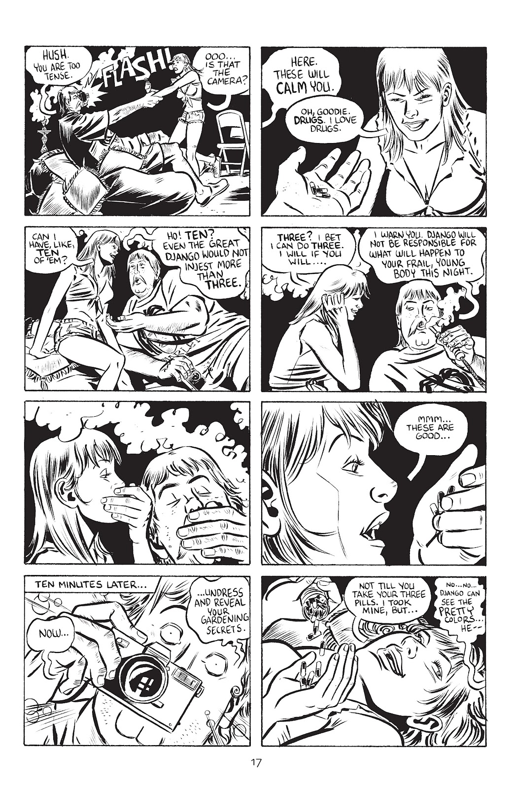 Stray Bullets Issue #38 #38 - English 19