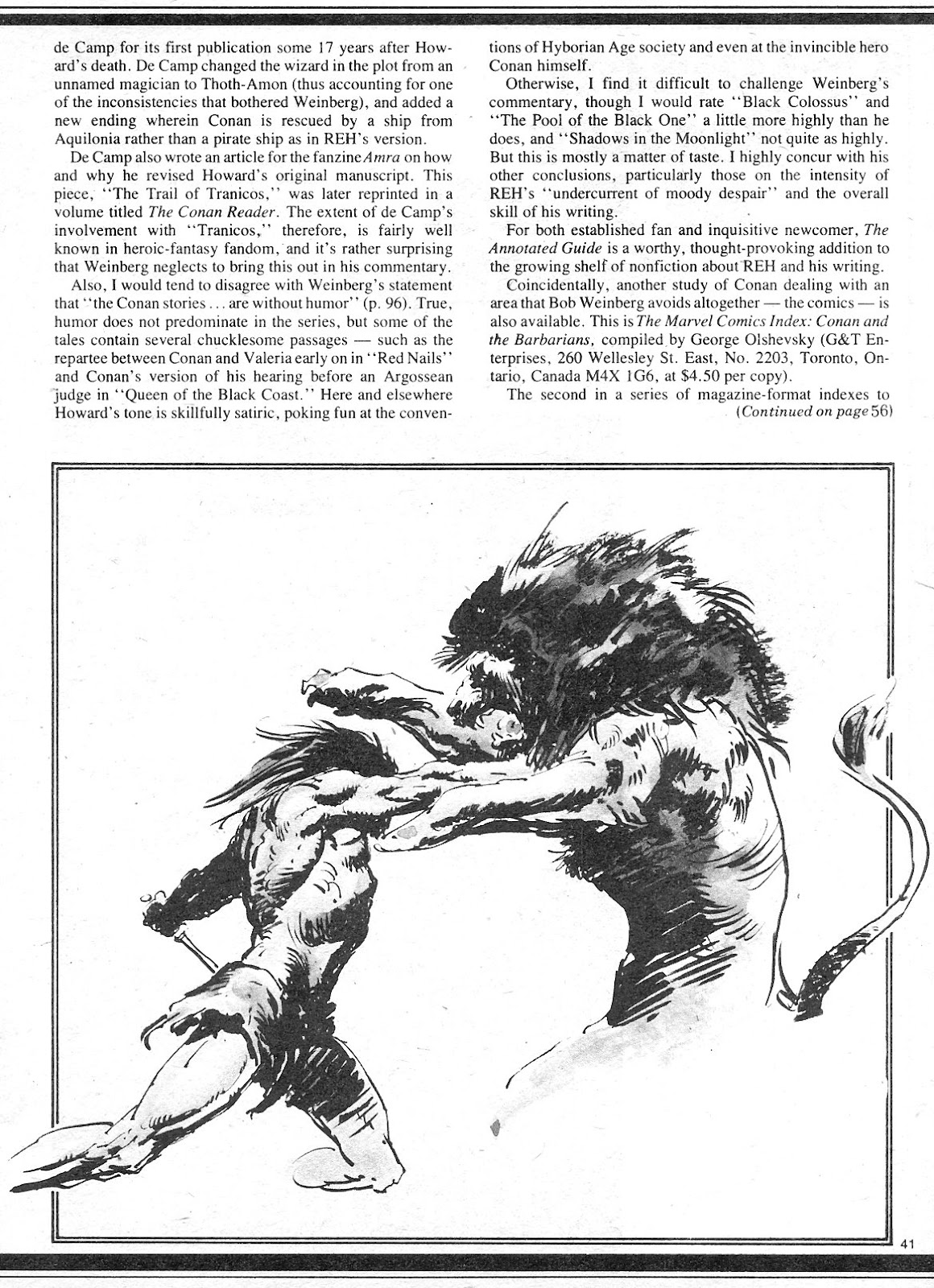 The Savage Sword Of Conan Issue #18 #19 - English 41
