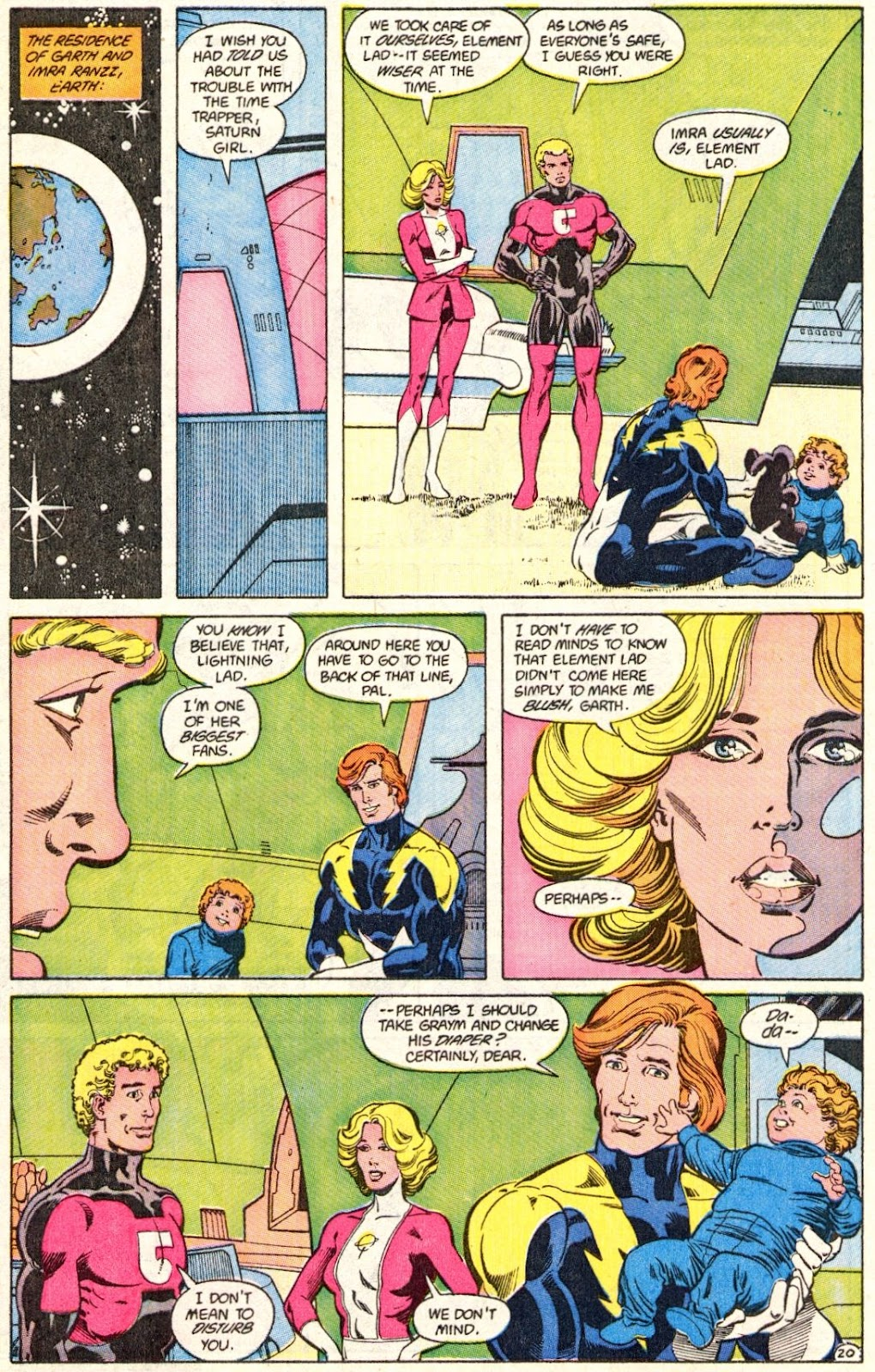 Tales of the Legion Issue #350 #37 - English 21