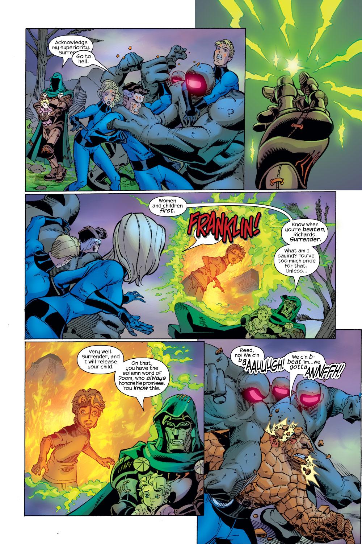 Fantastic Four (1998) #70 #74 - English 13