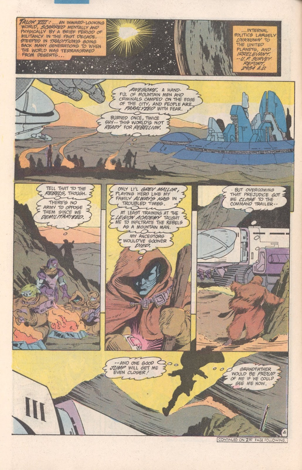 Tales of the Legion Issue #318 #5 - English 5