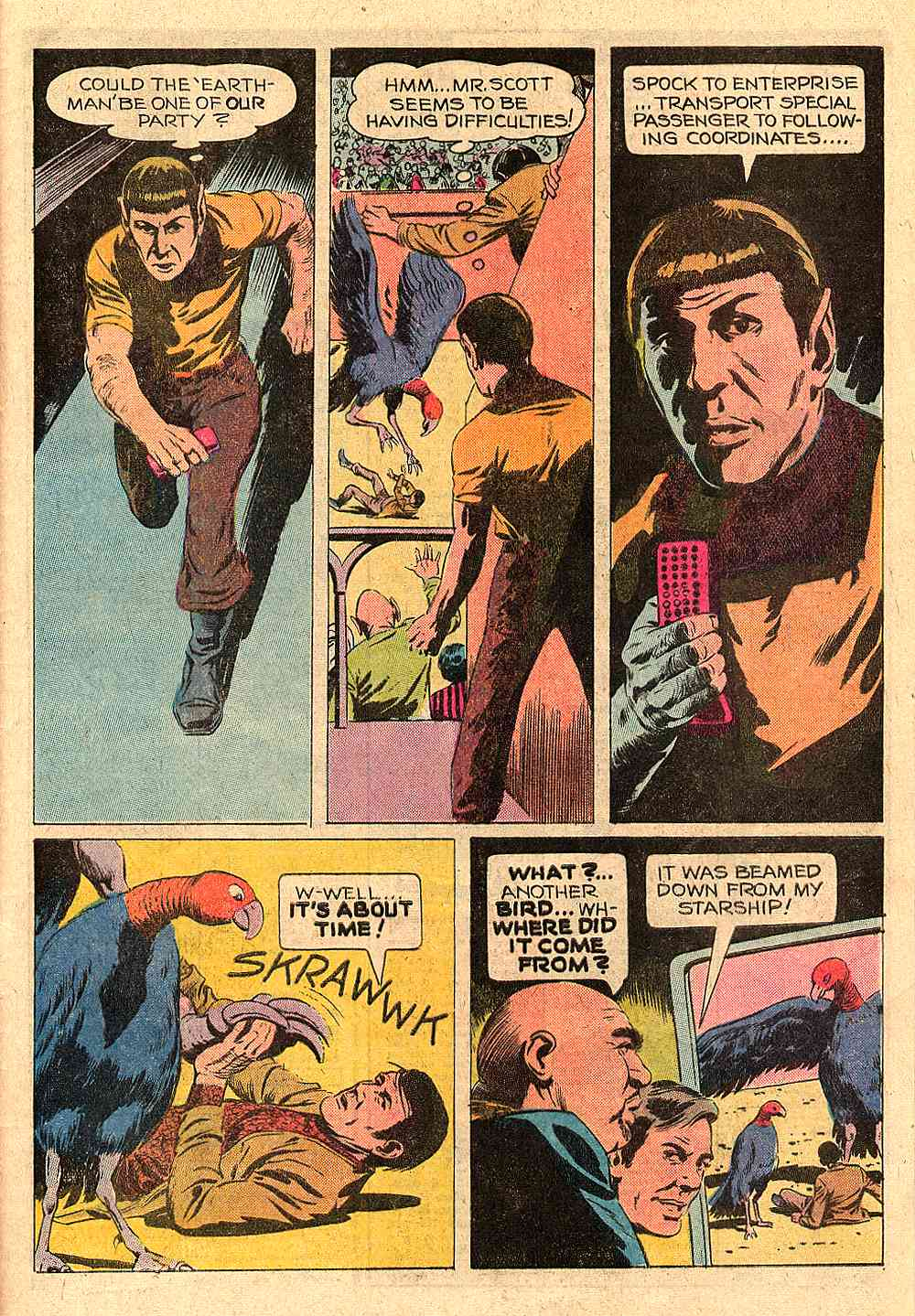 Star Trek (1967) #54 #54 - English 21
