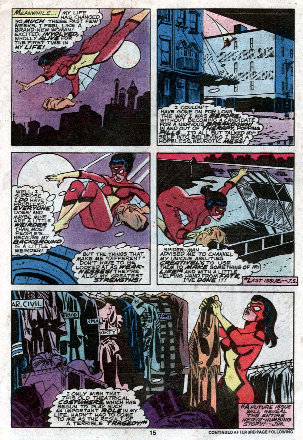 Spider-Woman (1978) Issue #21 #21 - English 11