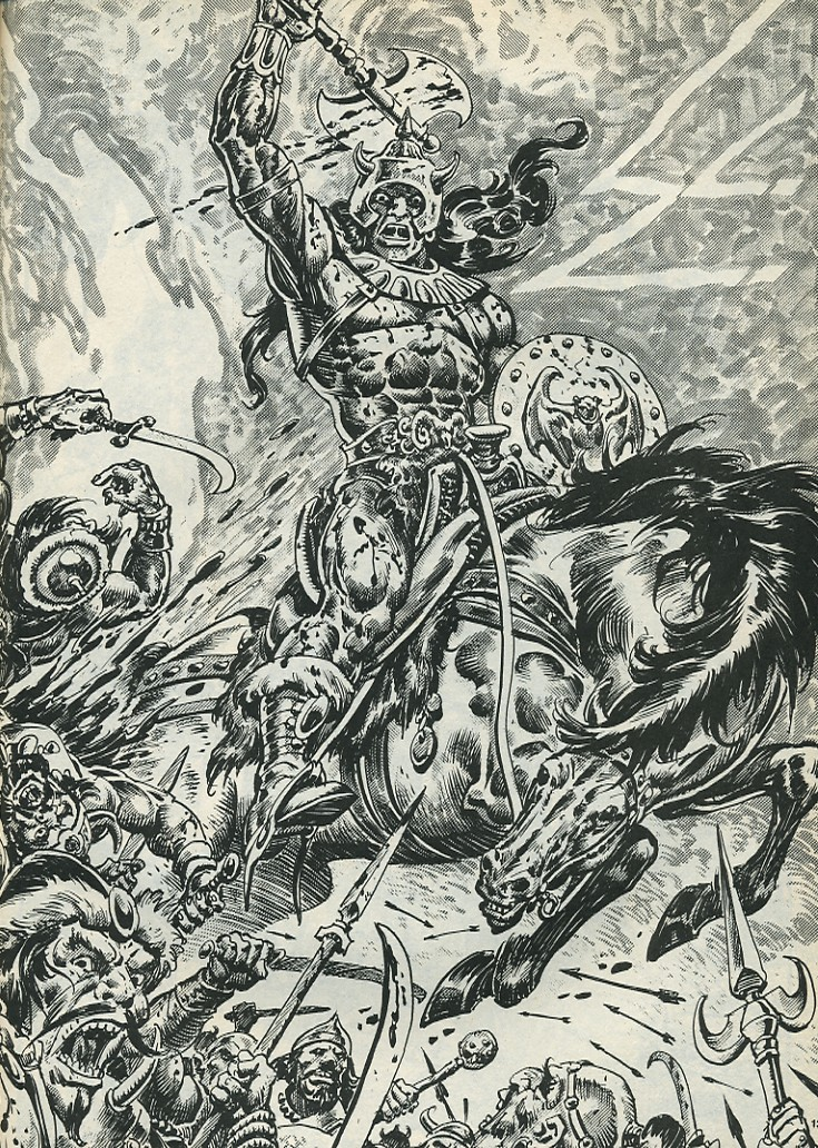 The Savage Sword Of Conan Issue #172 #173 - English 61