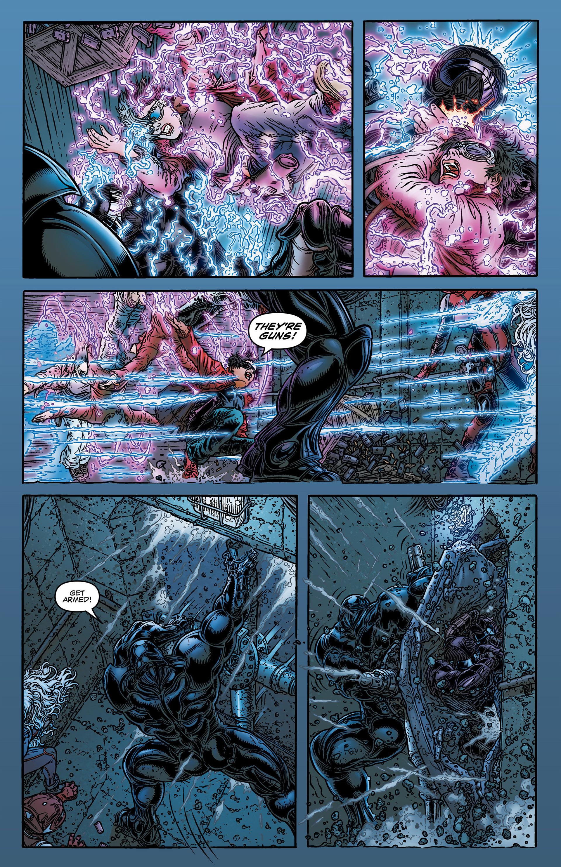 Black Summer 5 Page 14