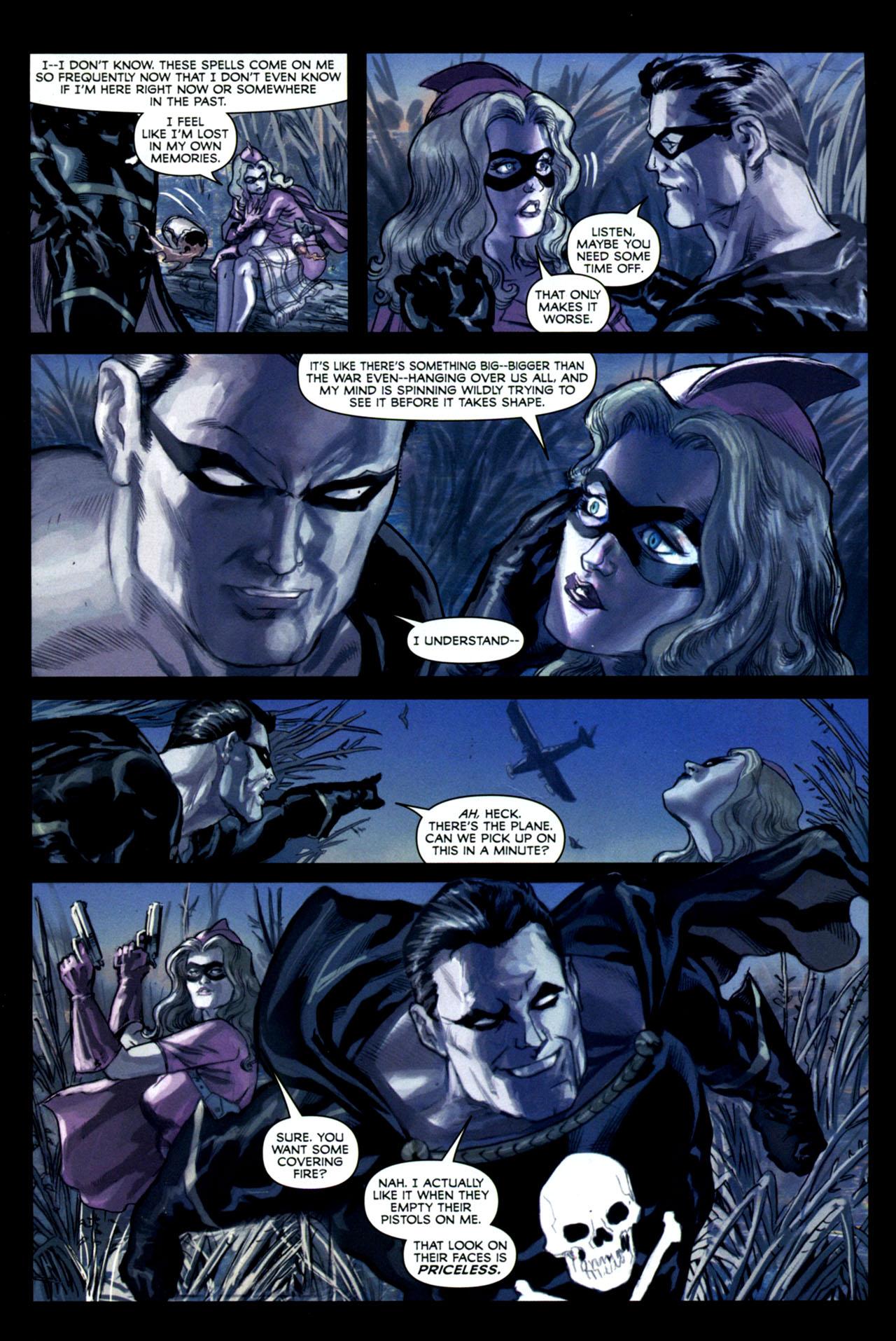 Read online Masquerade comic -  Issue #2 - 22
