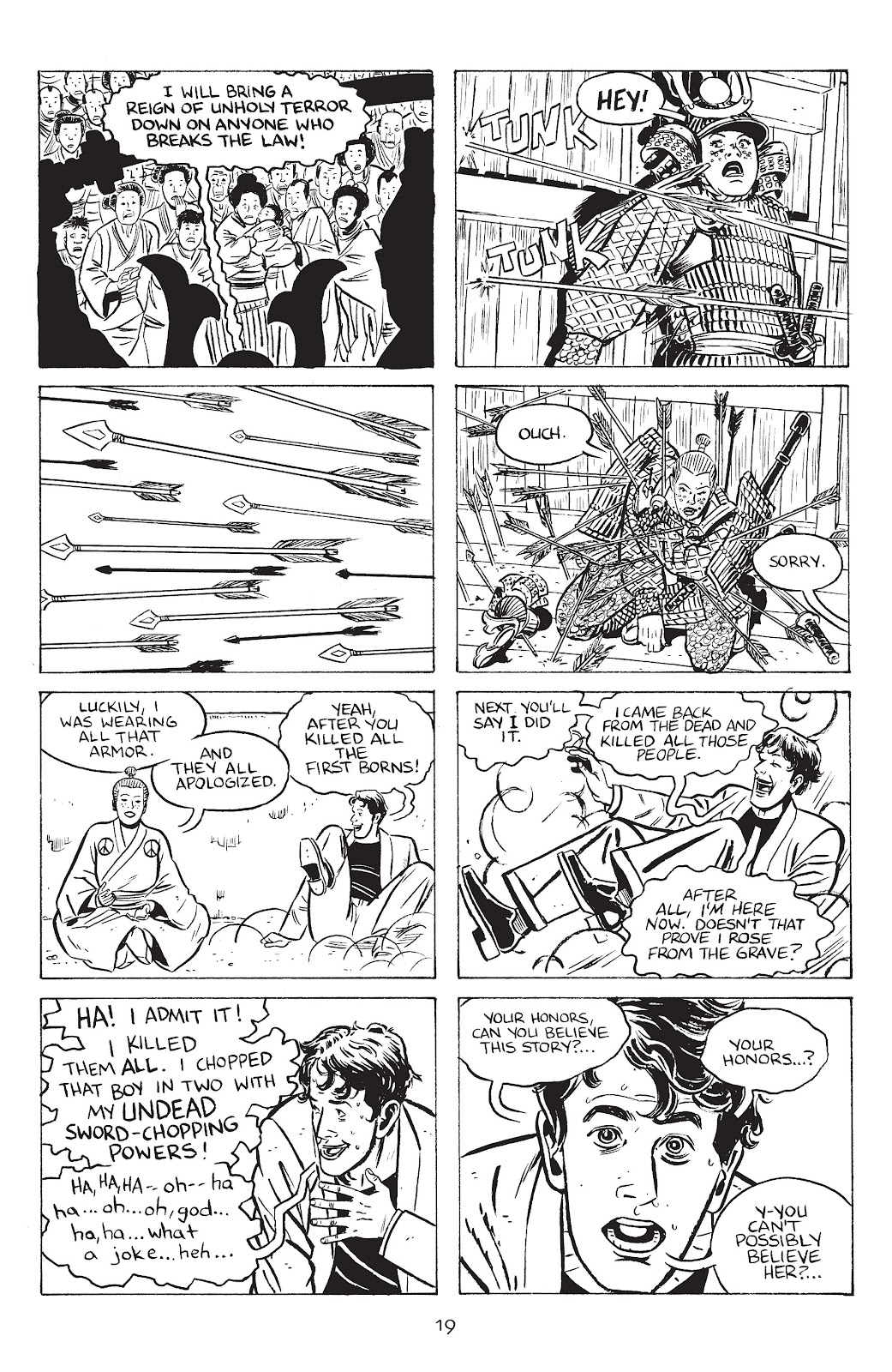 Stray Bullets Issue #39 #39 - English 21