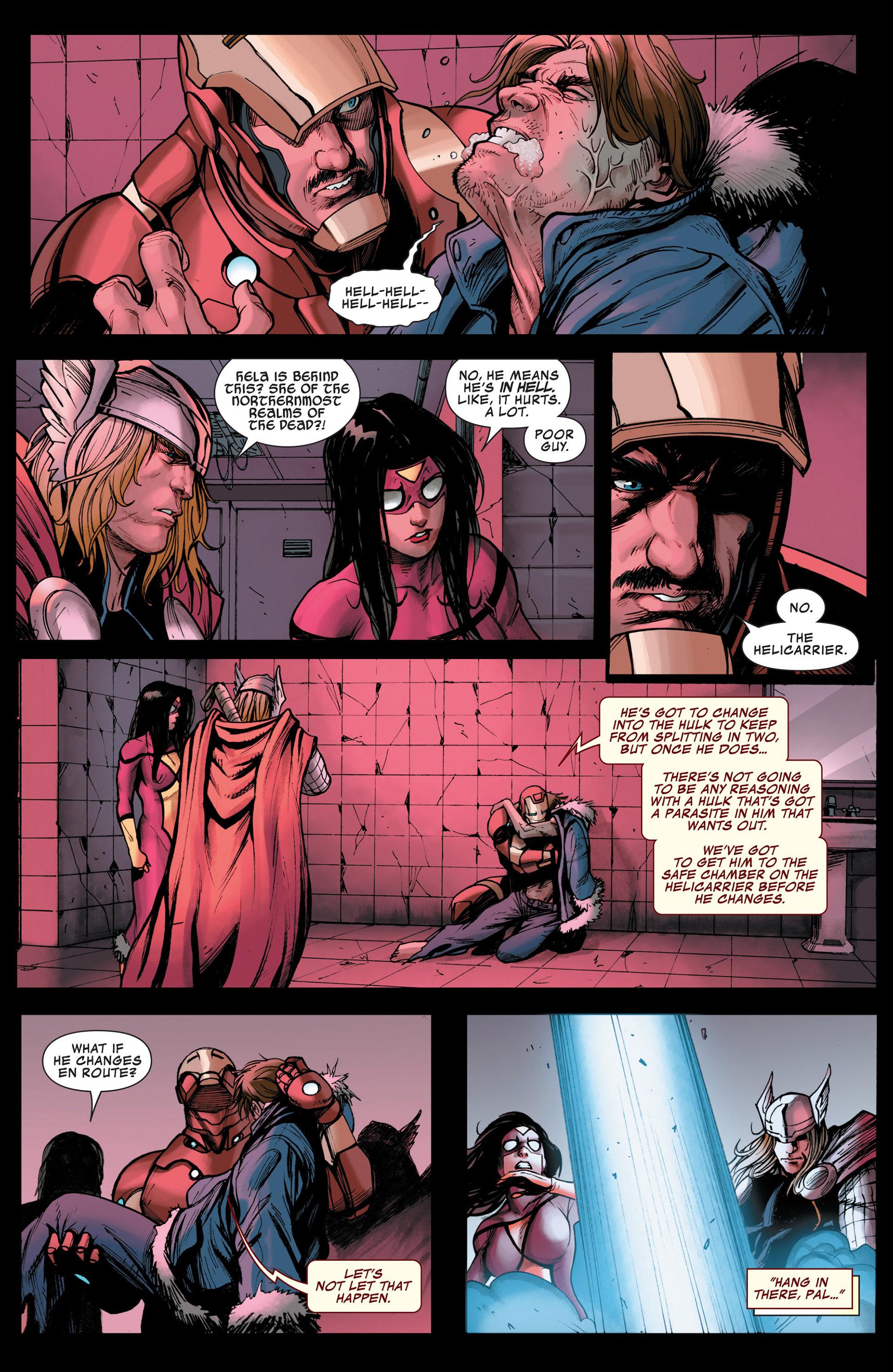 Avengers Assemble (2012) 10 Page 12