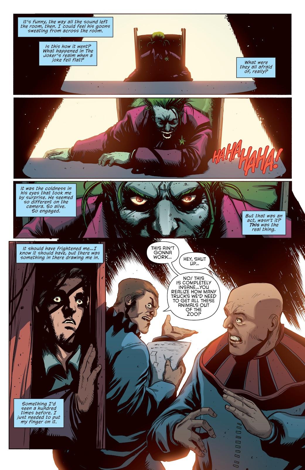 Batman (2011) Annual 3 #13 - English 9