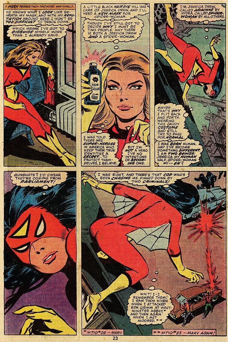 Spider-Woman (1978) #1 #50 - English 14